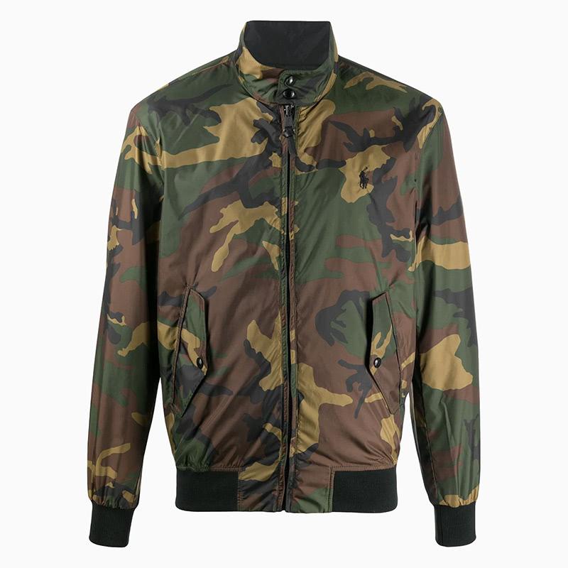 polo ralph lauren best military bomber jacket men - Luxe Digital