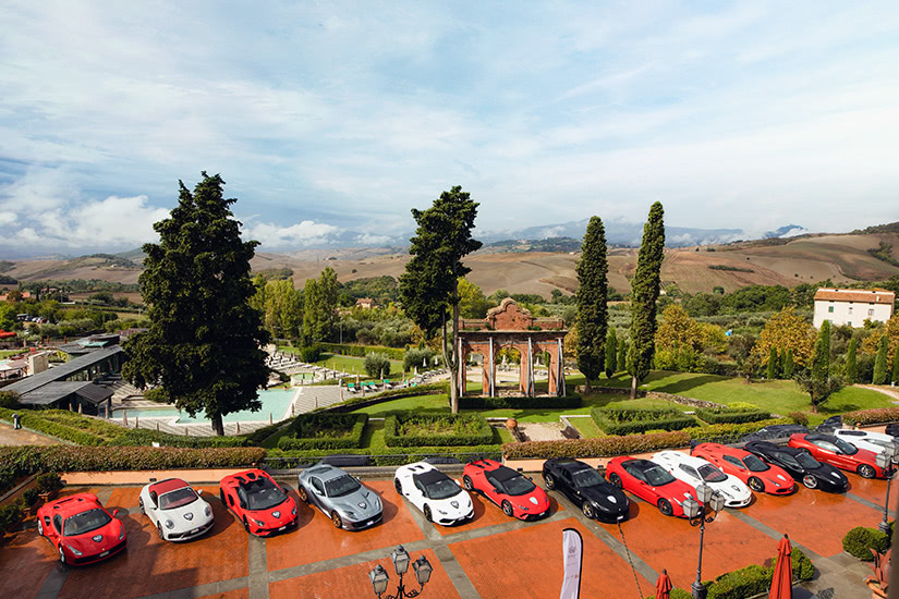 Verve Rally supercars and 5-stars hotels - Luxe Digital