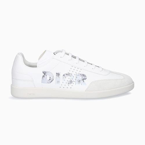 best luxury brands dior men white sneakers - Luxe Digital