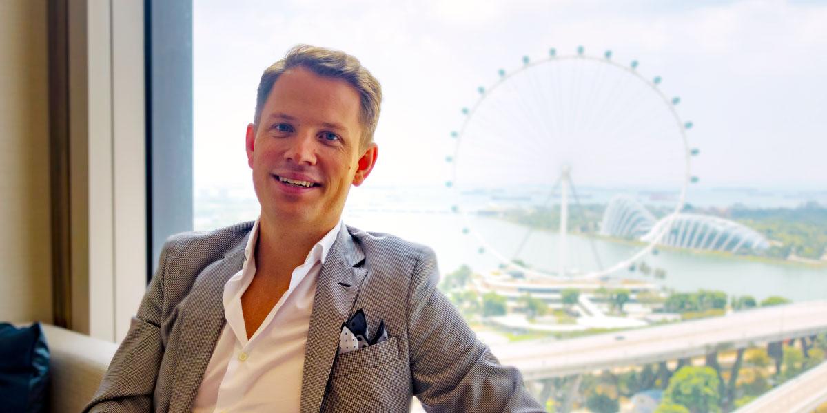luxury Lifestyle Asia Prestige magazine Richard Nilsson - Luxe Digital