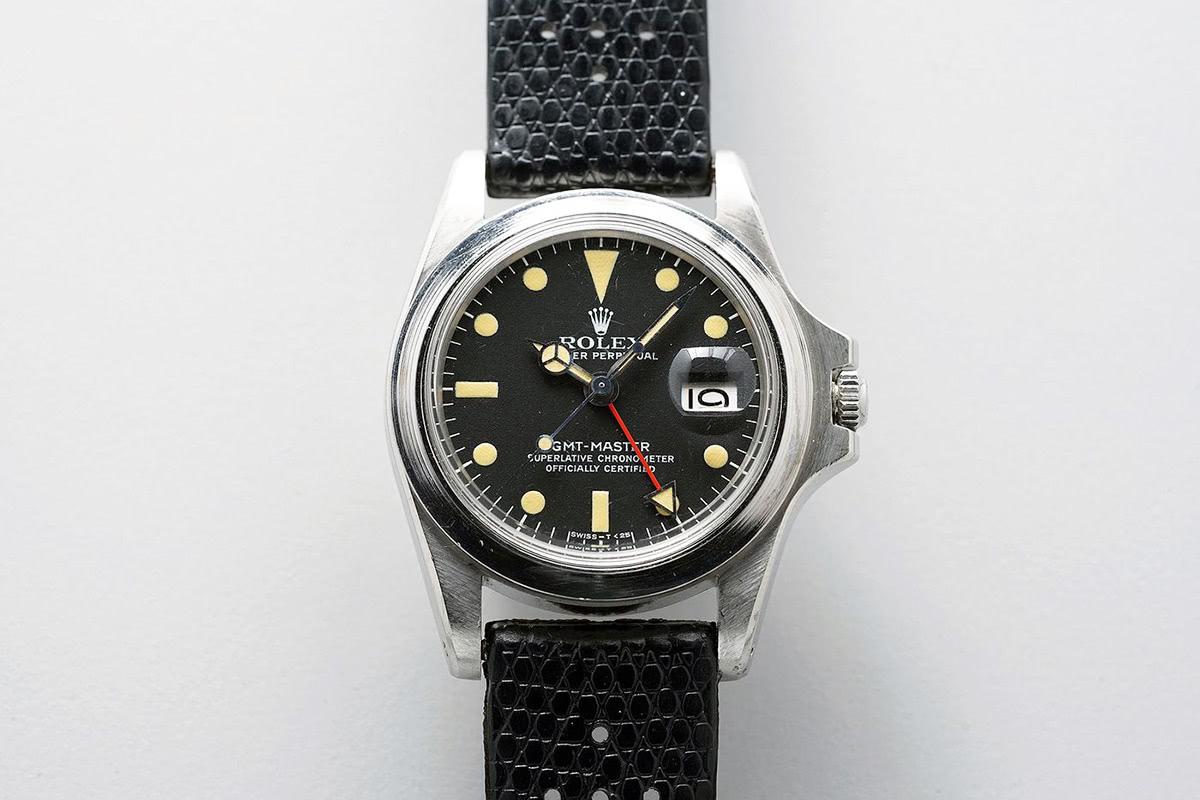 most expensive Rolex Marlon Brando's Apocalypse Now Rolex GMT-Master - Luxe Digital