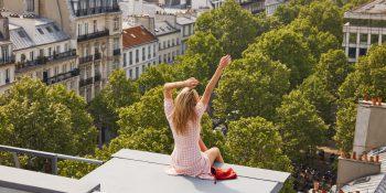 luxe digital philantropic luxury retail ecommerce reformation fashion
