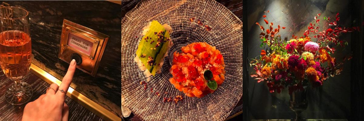 luxe digital fine dining restaurant marketing strategy bobbobricard instagram