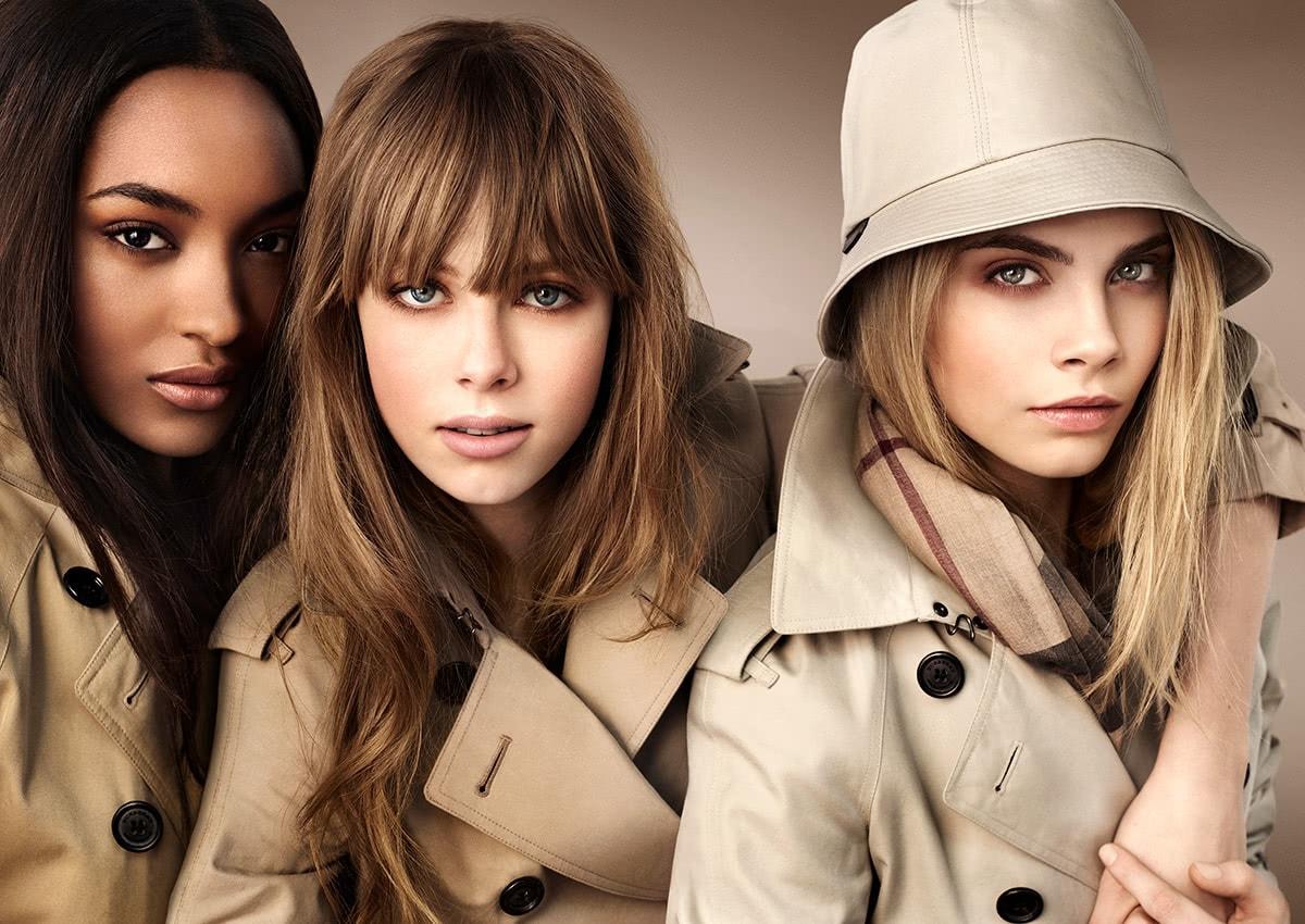 Luxe Digital luxury Burberry big data marketing campaign