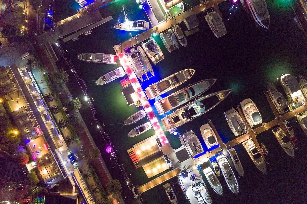 Luxe Digital luxury lifestyle Singapore yacht show 2018 one 15 marina sentosa cove