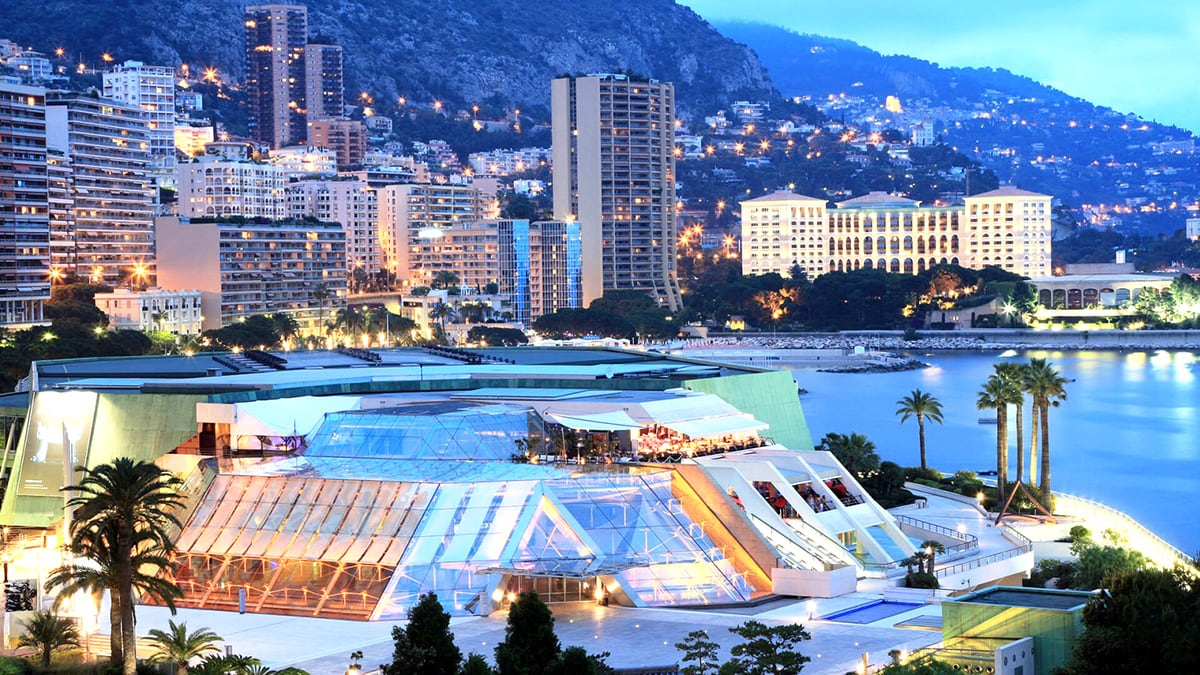 Luxe Digital luxury lifestyle cars Monaco grimaldi forum top marques