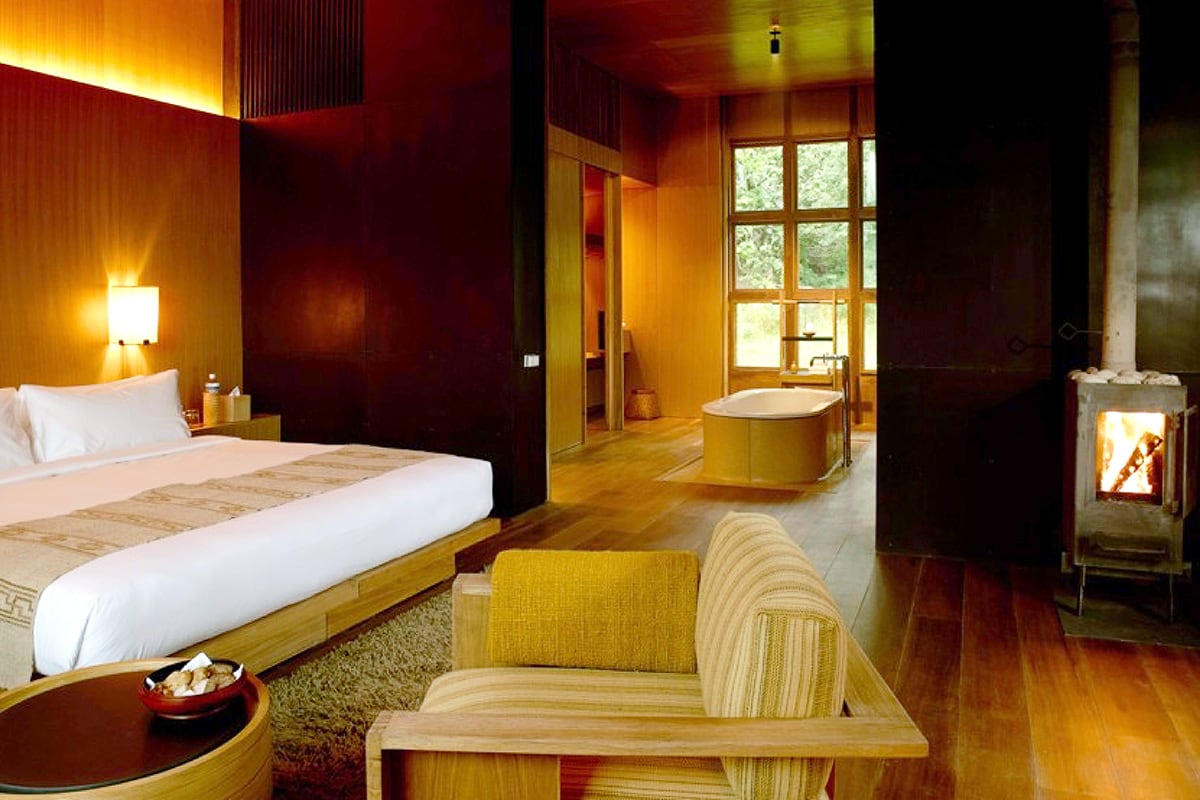Luxe Digital travel Bhutan Amankora Punakha hotel