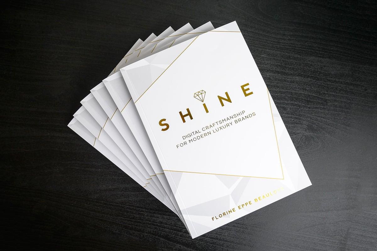 Luxe Digital SHINE luxury marketing modern brands book review buy