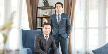 lLuxe Digital luxury wellness executive Ohm Poolsawaddi