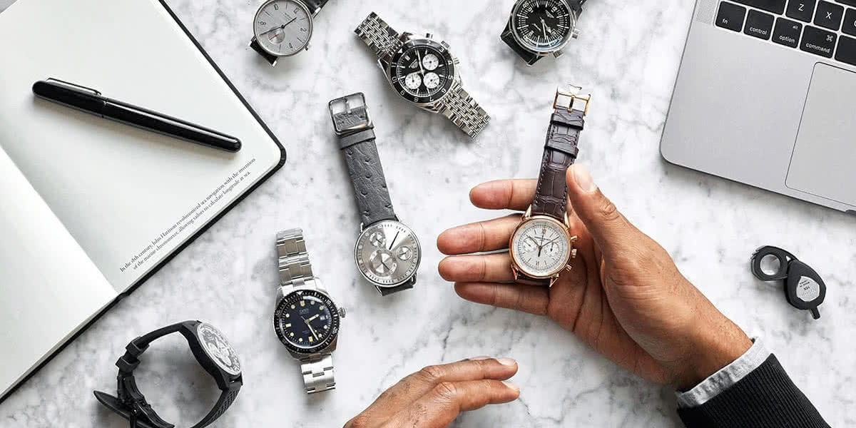 Luxe Digital modern luxury watch affluent Millennials sales