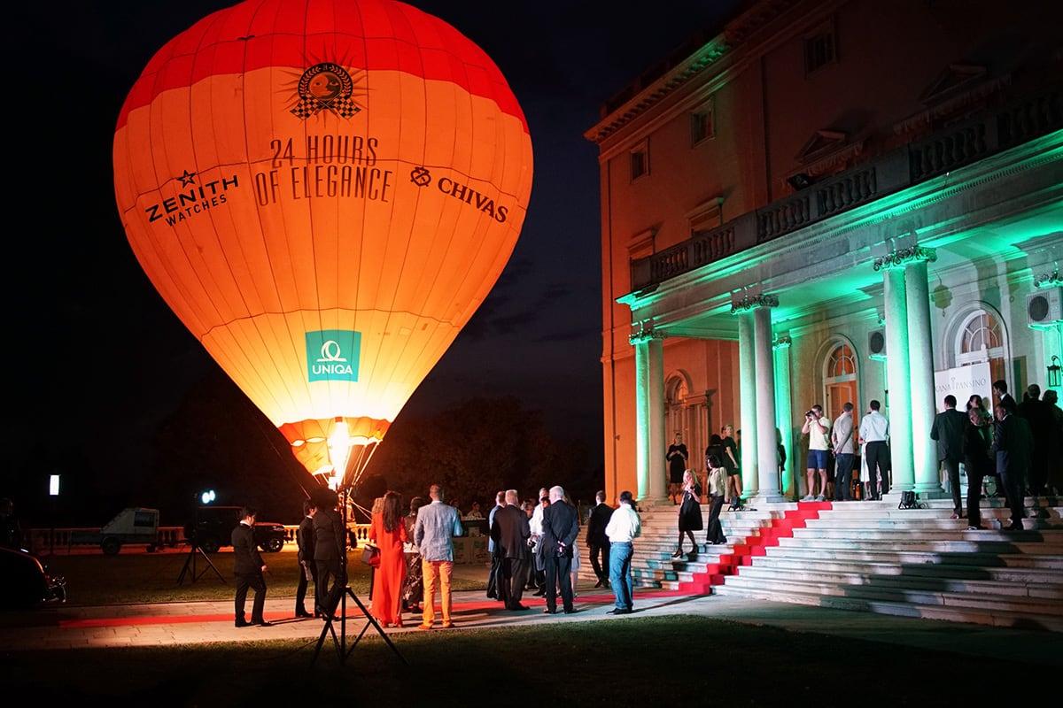 Luxe Digital 24 Hours Elegance luxury Belgrade Royal White Palace