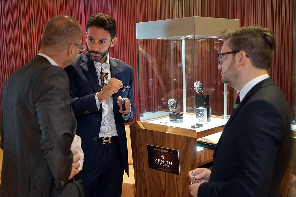 Luxe Digital 24 Hours Elegance luxury Belgrade Zenith