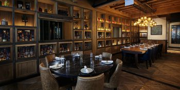 Luxe Digital luxury restaurant Singapore The Bird MBS Review