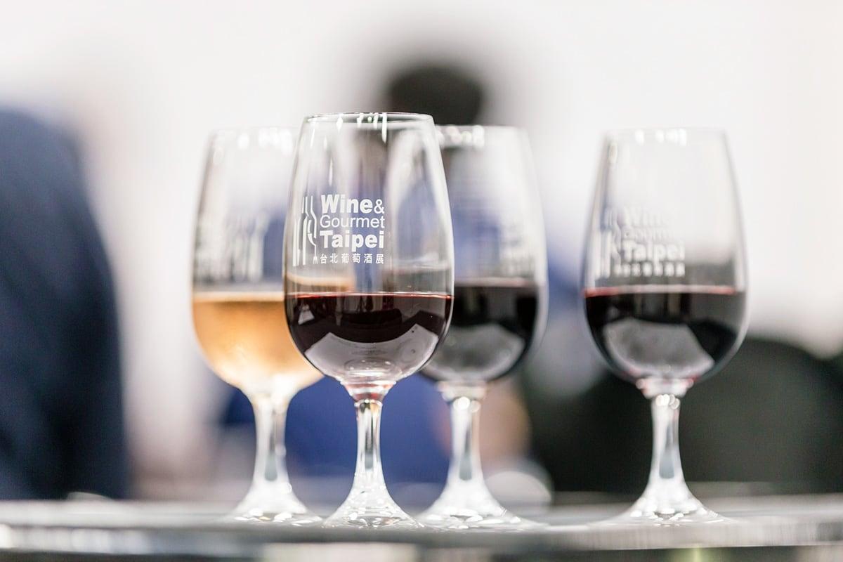 Luxe Digital luxury WGT Taiwan wine