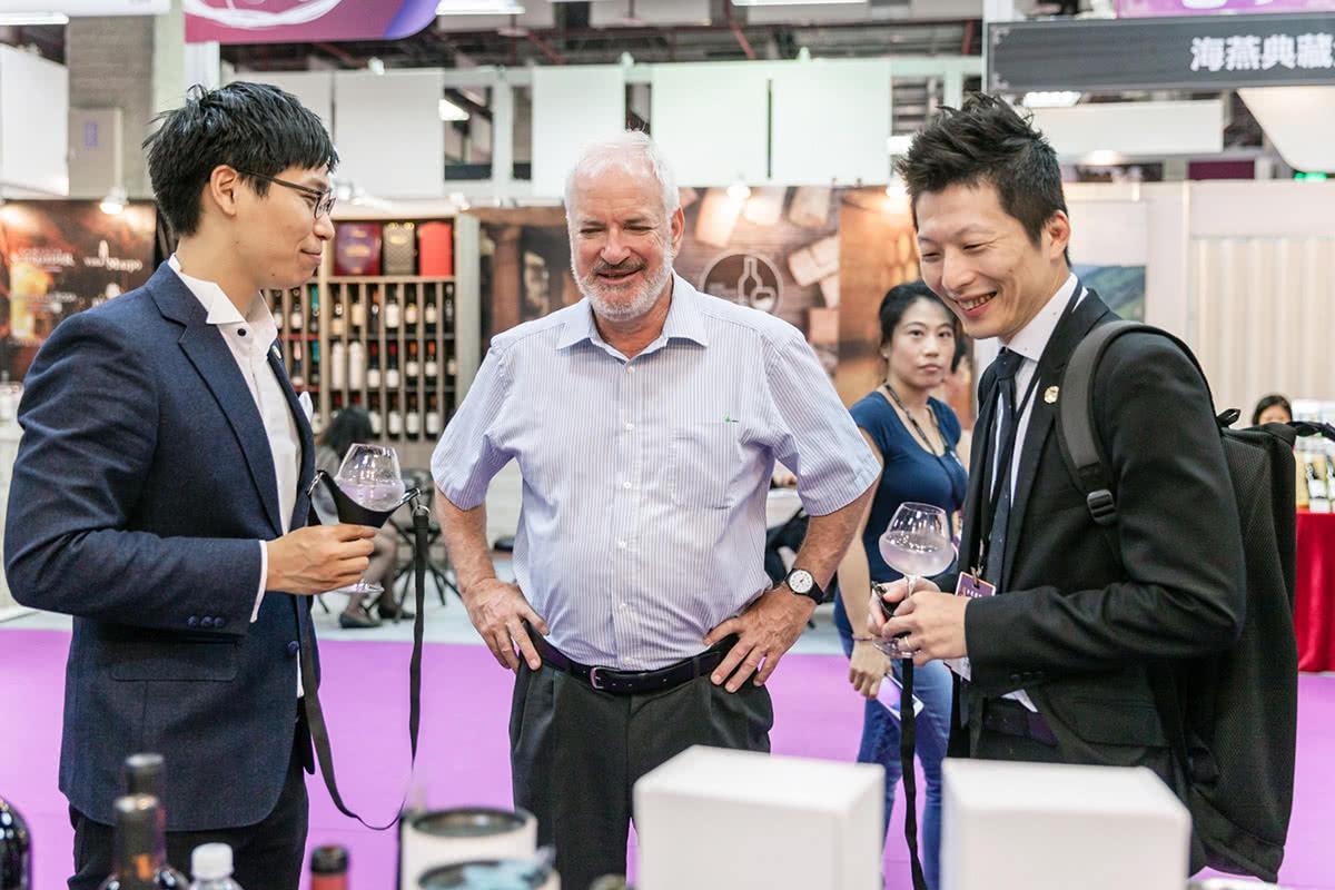 Luxe Digital luxury Wine Gourmet Taiwan