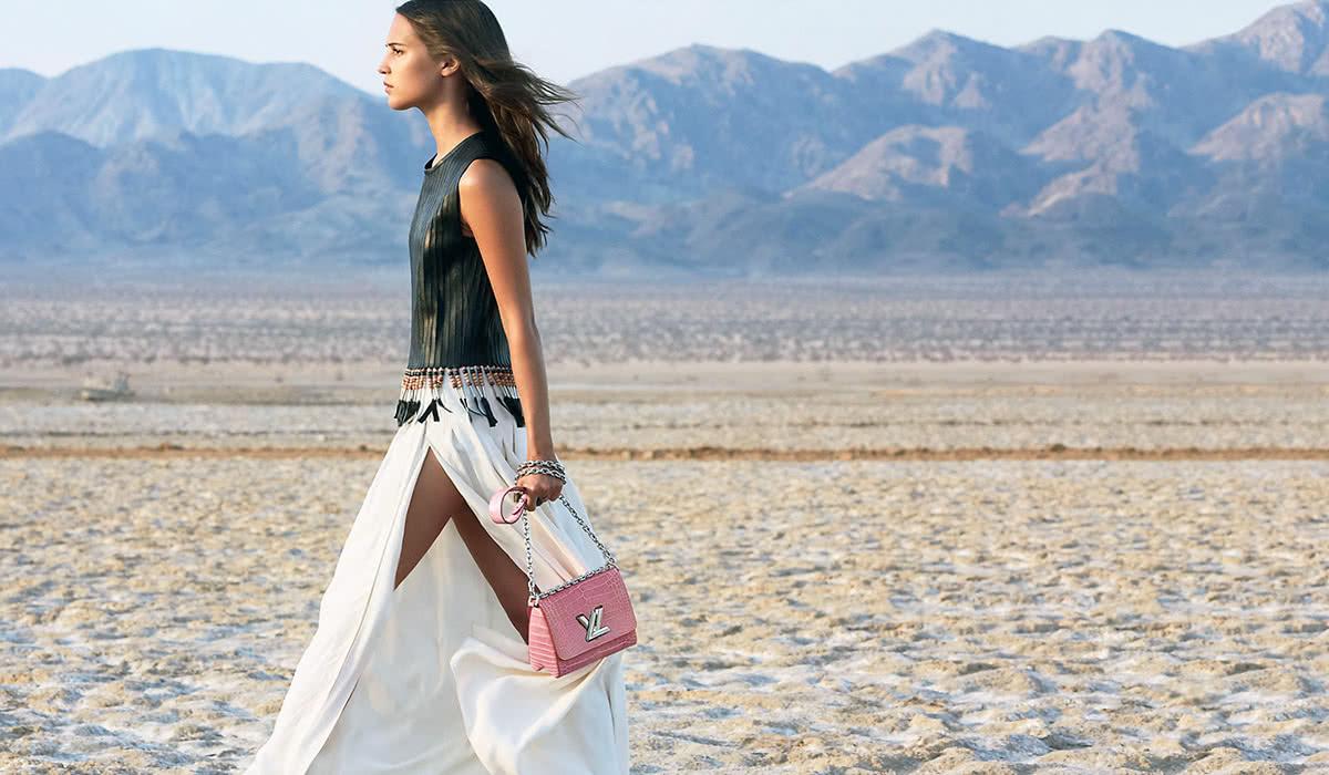 Luxe Digital luxury Louis Vuitton commercial