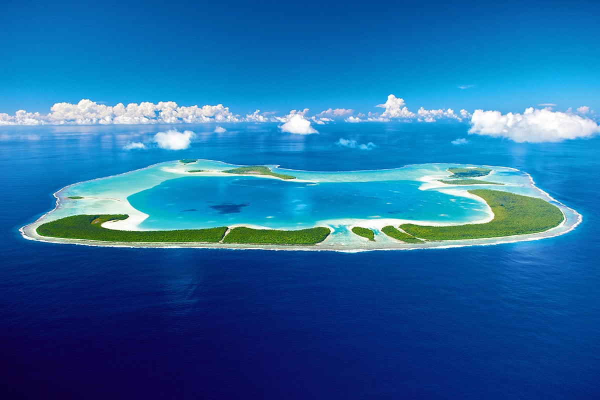 Luxe Digital luxury hotel Tetiaroa island Tahiti French Polynesia