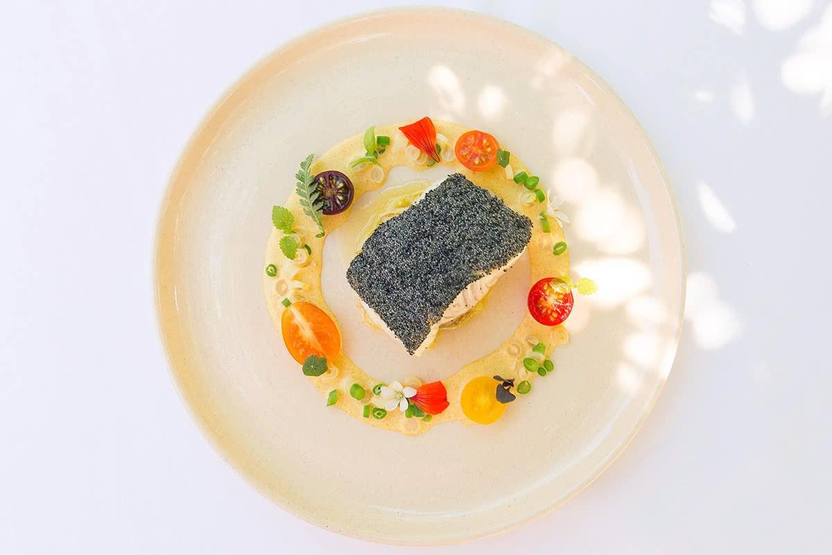 Luxe Digital luxury hotel The Farmhouse Inn restaurant Michelin-star