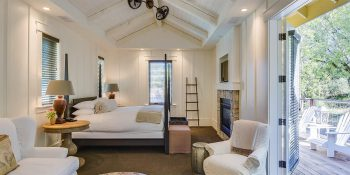 Luxe Digital luxury hotel The Farmhouse Inn Sonoma County California
