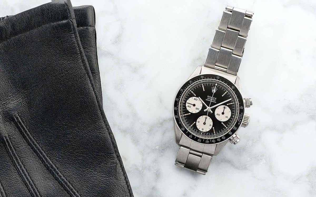 Luxe Digital luxury Rolex Daytona Reference 6263 Hodinkee watch