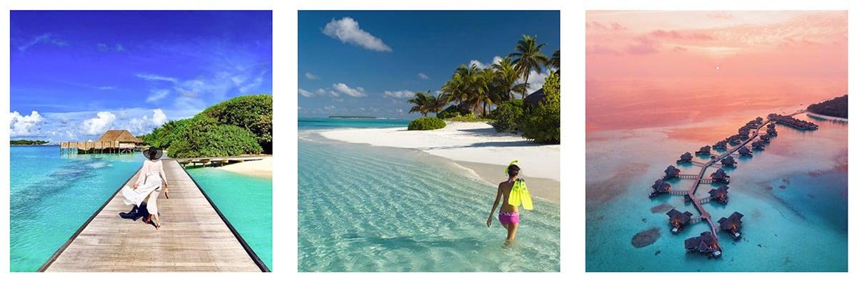 Luxe Digital luxury travel Conrad Maldives Angali Instagram butler