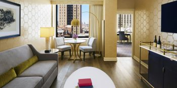 Luxe Digital luxury best hotel Philadelphia Rittenhouse
