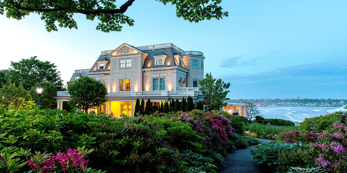 Luxe Digital luxury travel Chanler hotel Newport Rhode Island