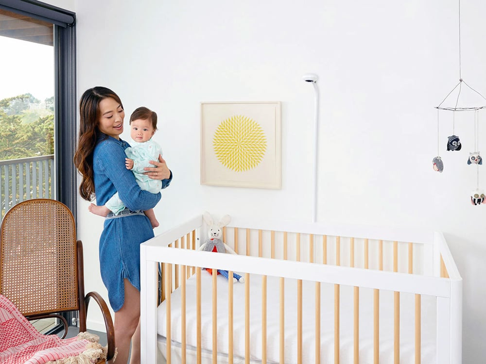 The Nanit baby monitor
