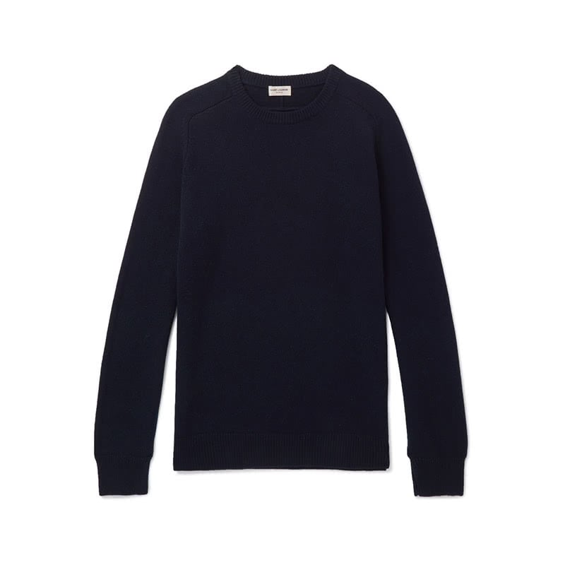 best gifts for him yves saint laurent cashmere sweater luxe digital