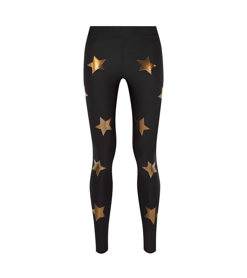 best Valentine's Day gifts for her ultracor knockout appliqued stretch leggings luxe digital