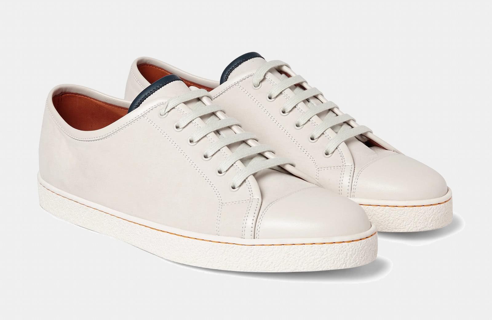 best classy sneaker men John Lobb luxury style - Luxe Digital