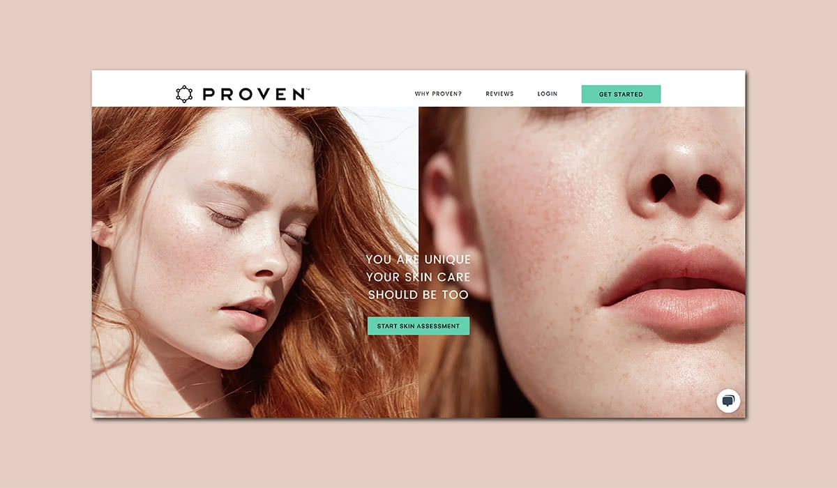 wellness luxury beauty proven skincare luxe digital