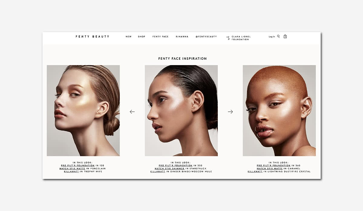 wellness luxury beauty rihanna fenty beauty luxe digital