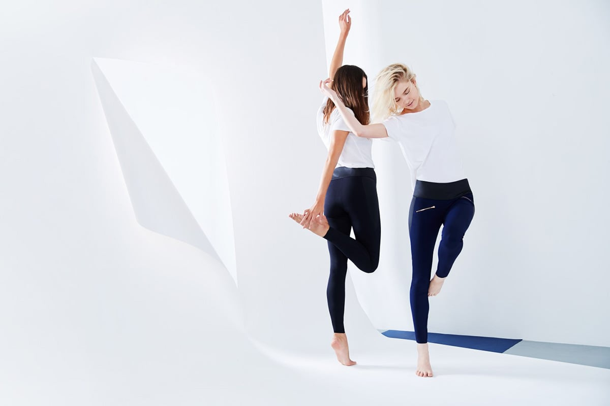 luxury wellness fashion aday athleisure movement luxe digital