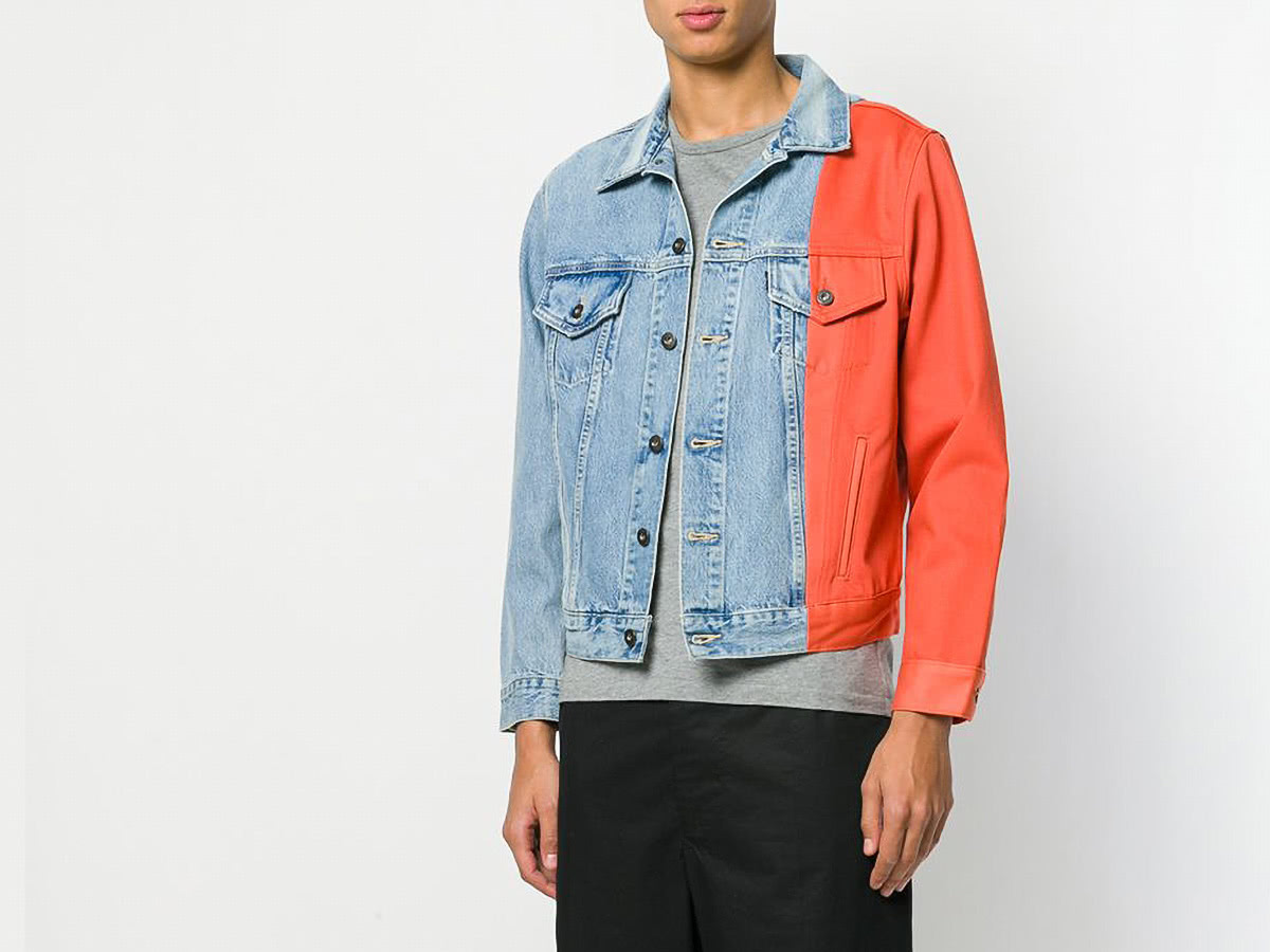 Levi's Off-White collaboration wellness luxury fashion - Luxe Digital