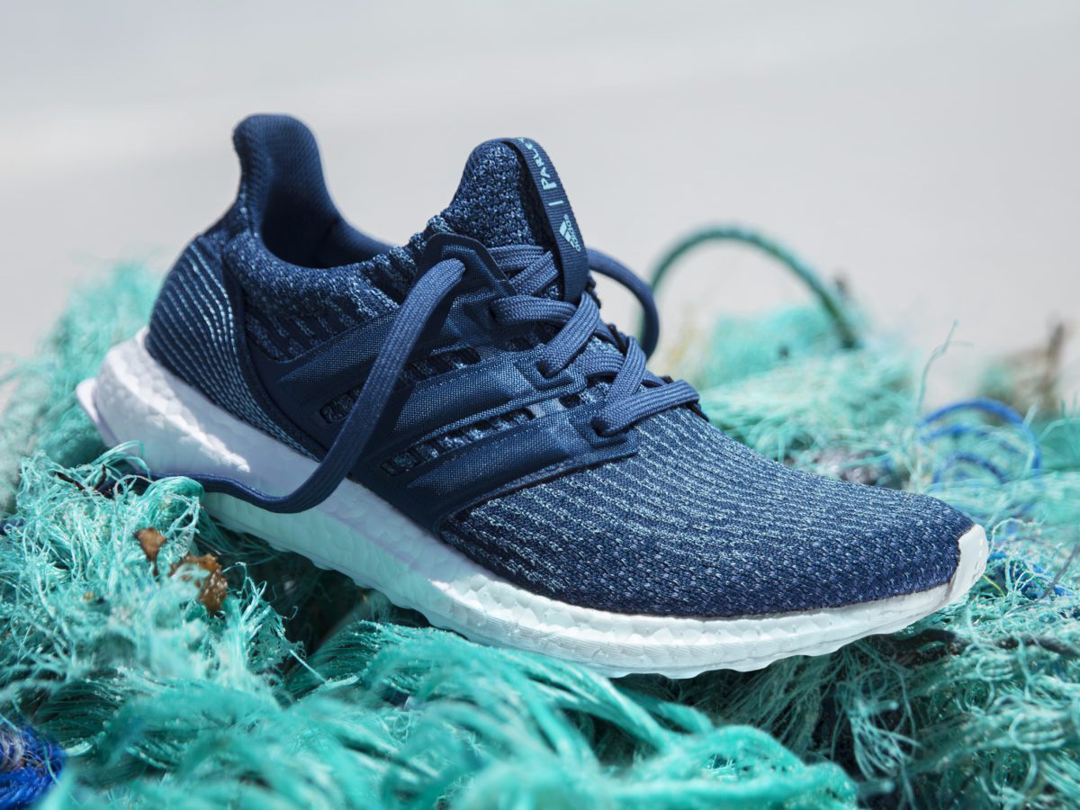luxury wellness fashion adidas parley luxe digital