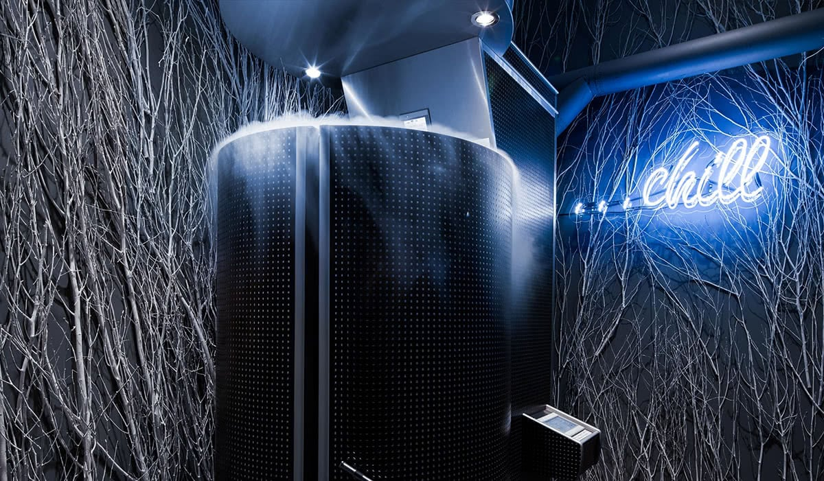 luxury wellness fitness performix house cryotherapy luxe digital