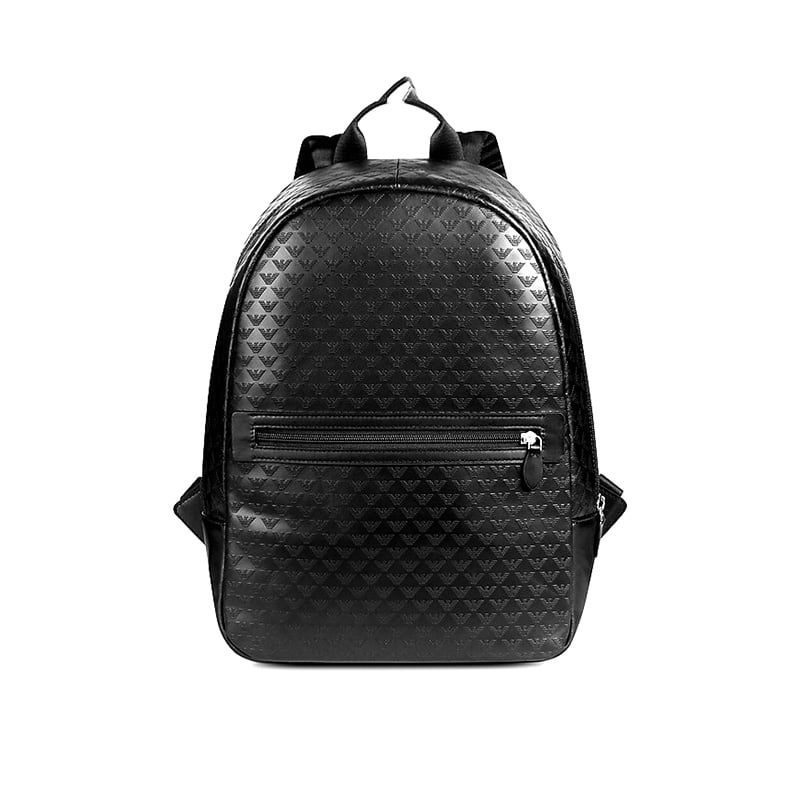 Best Father's Day gifts for him emporio armani leather backpack luxe digital