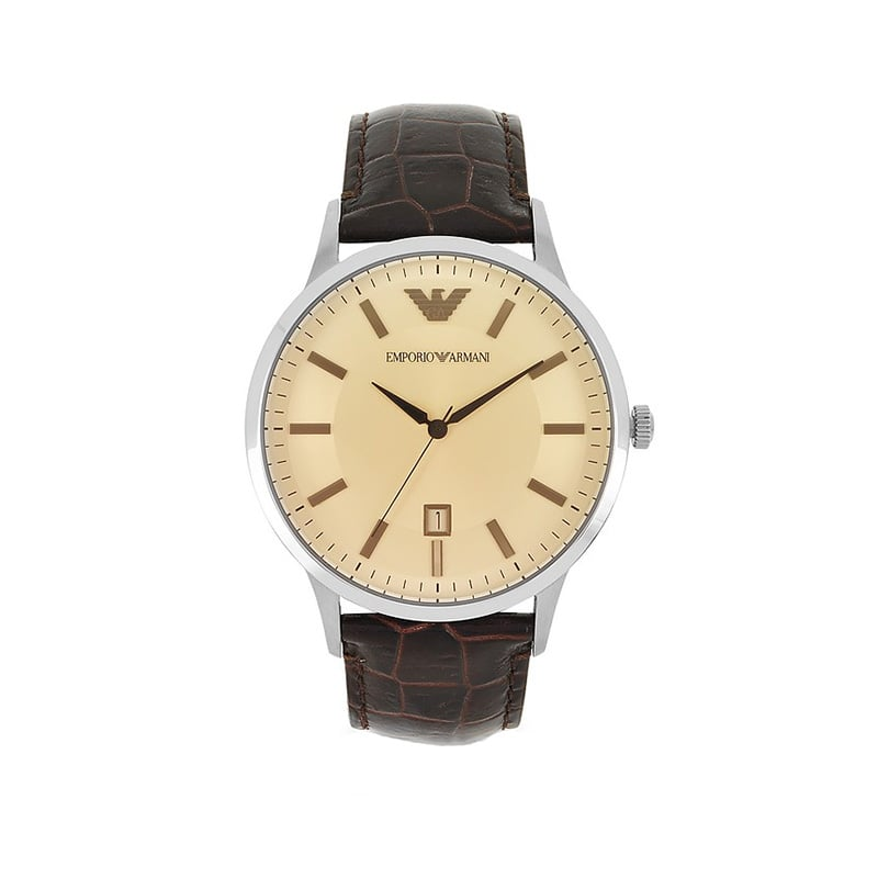 best gifts for him luxury guide emporio armani leather watch luxe digital