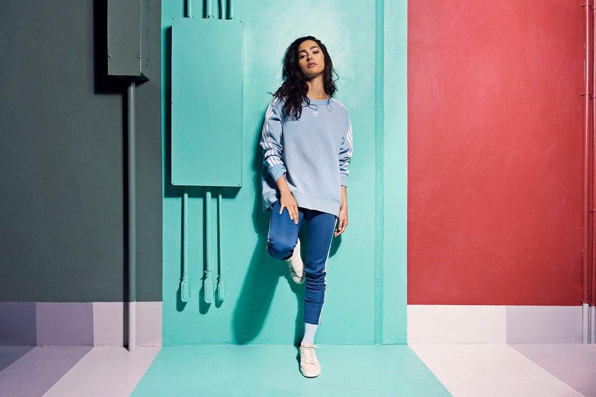 luxury activewear best athleisure adidas originals luxe digital