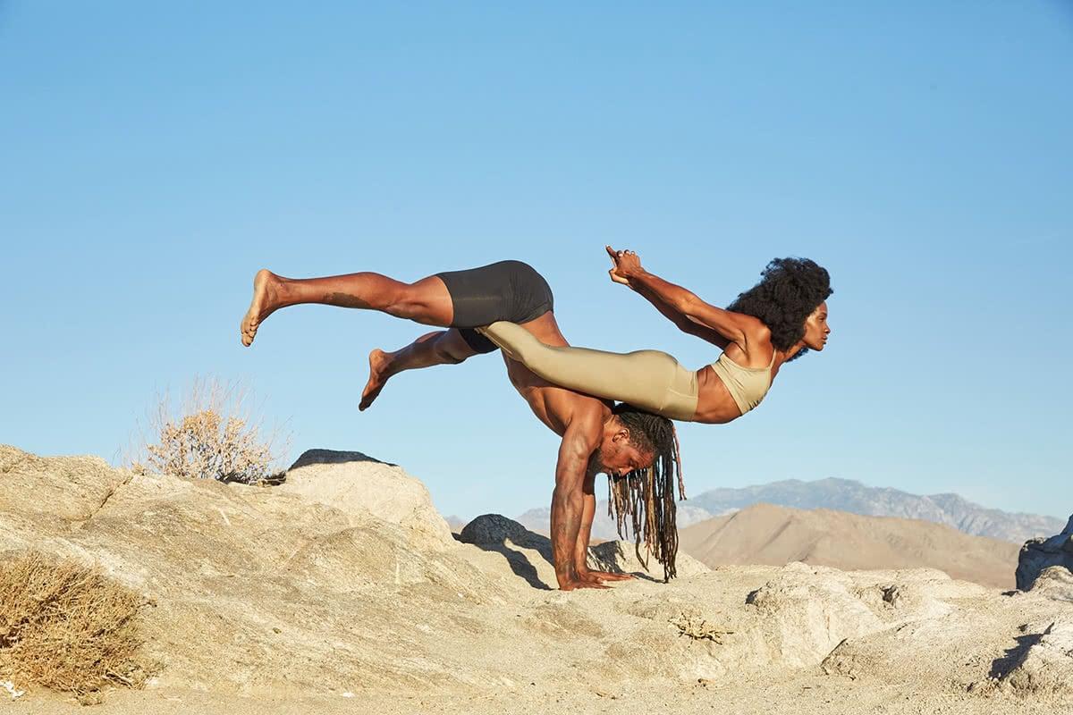 luxury activewear best athleisure alo yoga luxe digital