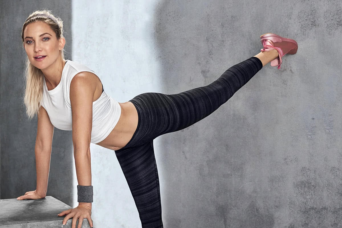 luxury activewear best athleisure fabletics kate hudson luxe digital