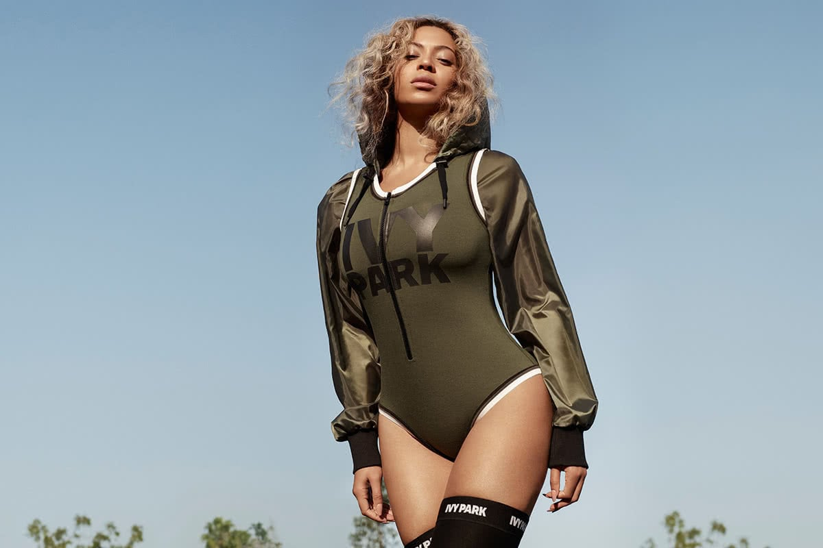 luxury activewear best athleisure ivy park beyonce luxe digital