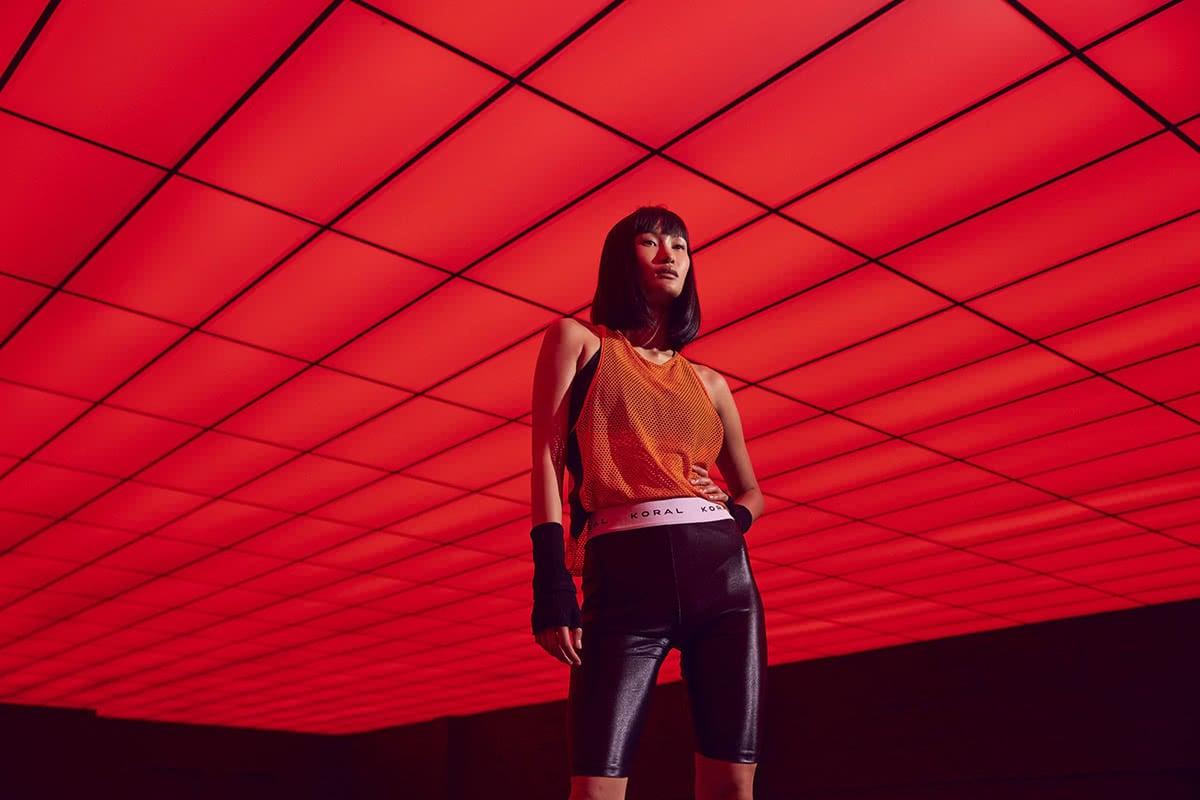 luxury activewear best athleisure koral luxe digital