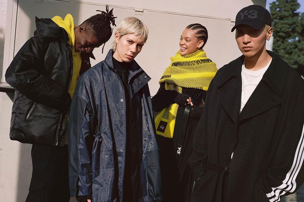 luxury activewear best athleisure y-3 luxe digital