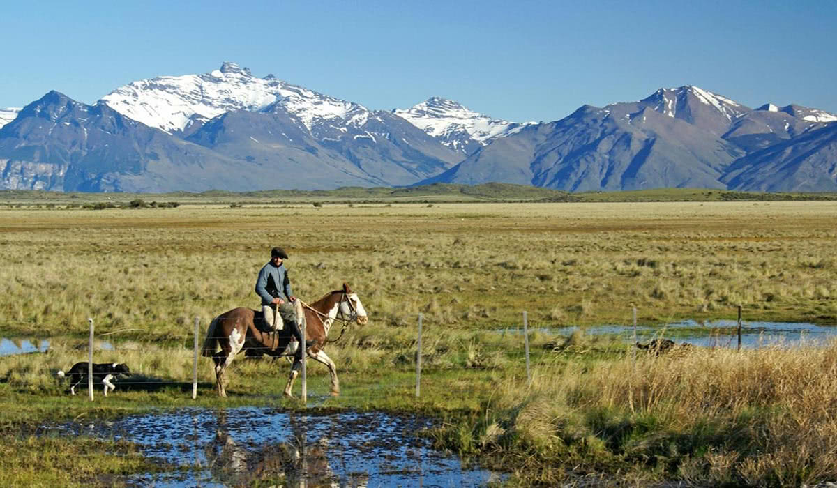 Modern luxury grand tour Patagonia TCS World Travel - Luxe Digital