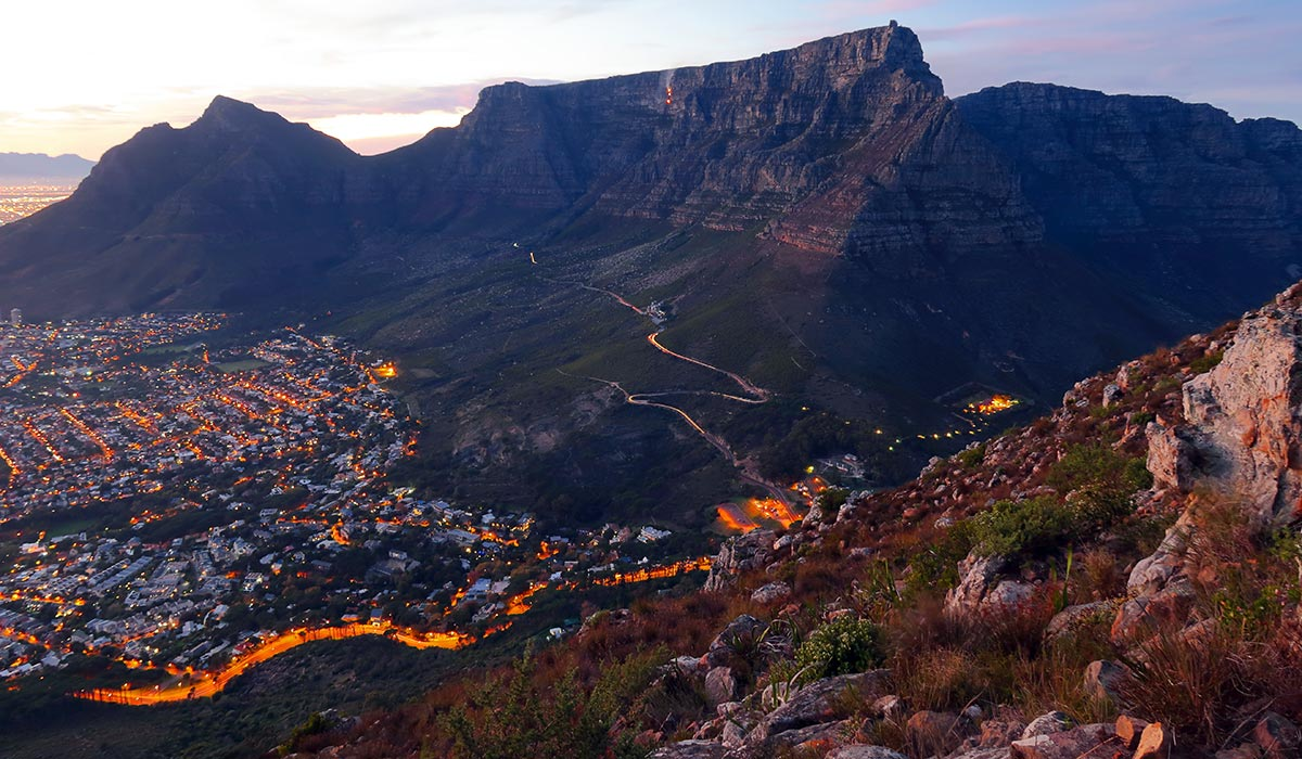 Modern luxury grand tour Cape Town TCS World Travel - Luxe Digital