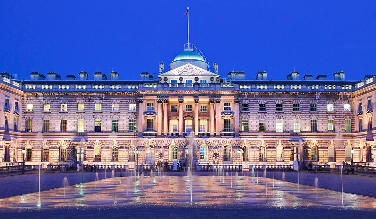Best Museums And Art Galleries In London: Somerset House - Luxe Digital