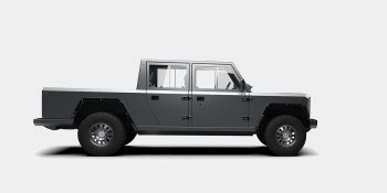 B2 electric pickup truck luxury cars - Luxe Digital