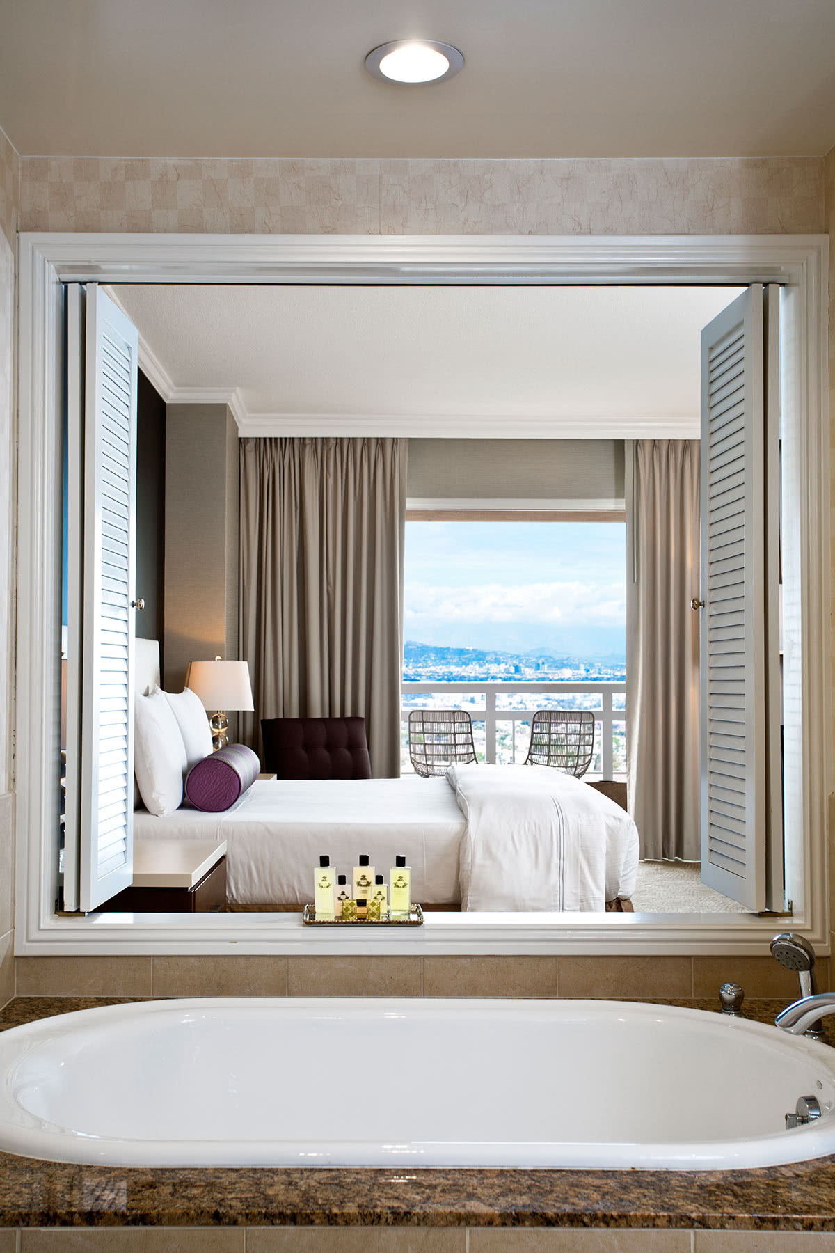 InterContinental Los Angeles review honeymoon suite - Luxe Digital